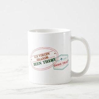 U.S Virgin Islands Been There Done That Coffee Mug