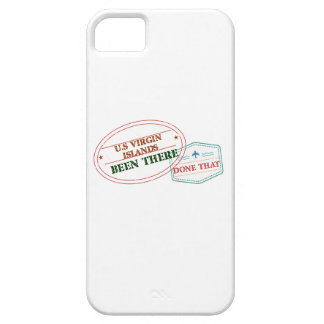 U.S Virgin Islands Been There Done That iPhone 5 Case