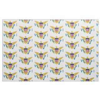 U.S. Virgin Islands Flag Fabric