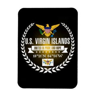 U.S. Virgin Islands Magnet