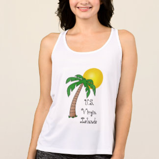 U.S. Virgin Islands - Tank top