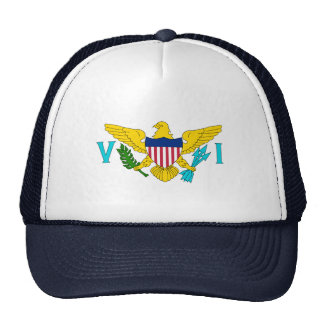 U.S. Virgin Islands Trucker Hat