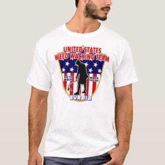 U.S. Weed Wacking Team T-Shirt
