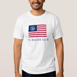U.S. Yacht Club Men's T-Shirt