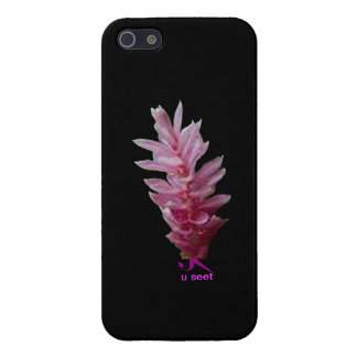 U seet Wildflower iPhone Protective Case Cover For iPhone 5/5S