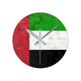 UA Emirates Round Clock