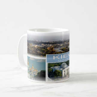 UA Ukraine - Kiev -  Kyiv - Coffee Mug