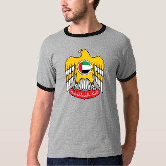 Uae Coat of Arms detail T-Shirt