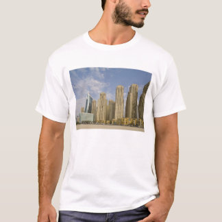 UAE, Dubai, Marina. Jumeirah Beach Residence T-Shirt