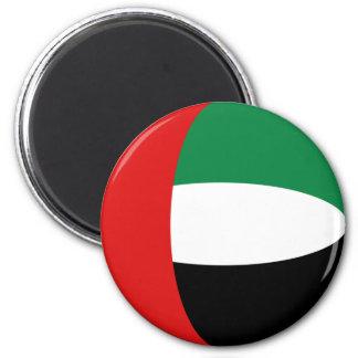 UAE Fisheye Flag Magnet