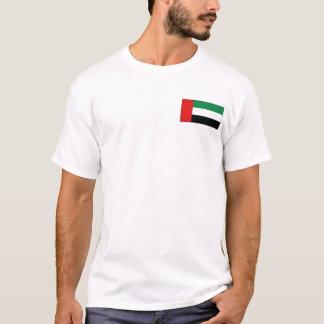 UAE Flag and Map T-Shirt