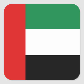 UAE Flag Sticker