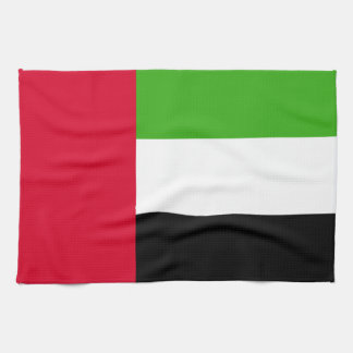 UAE United Arab Emirates Flag Kitchen Towels