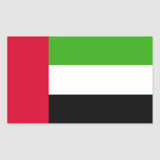 UAE United Arab Emirates Flag Sticker