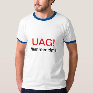 UAG (STOP) Hammer time - biology codon T-Shirt