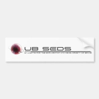 UB-SEDS Bumper Sticker Series 1