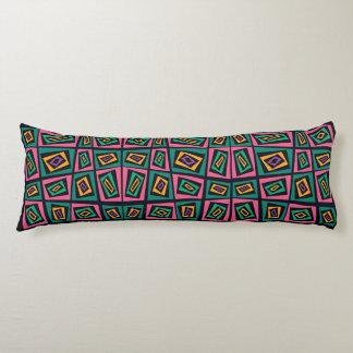 Uban Camouflage Tortoise Shell III Body Pillow