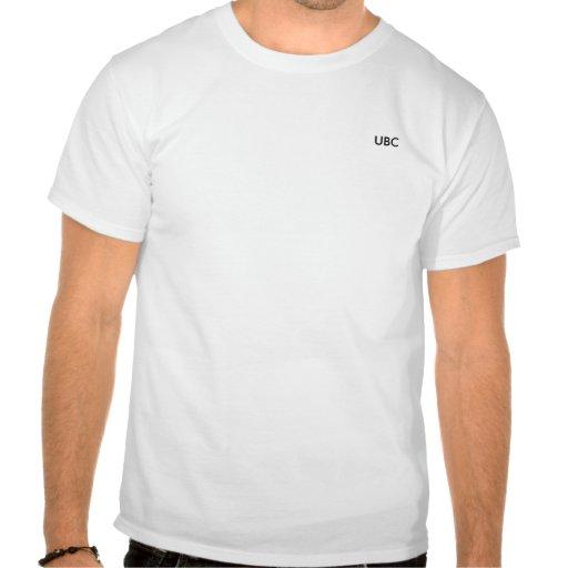 UBC english grads 1 Shirts