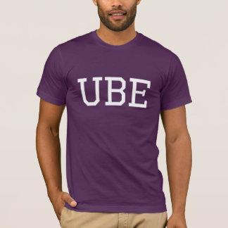 Ube Collegiate Purple Yam Filipino Food T-Shirt