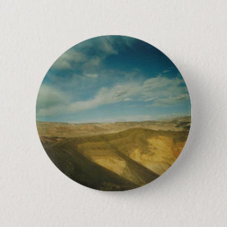 Ubehebe Crater- Death Valley 2 Inch Round Button