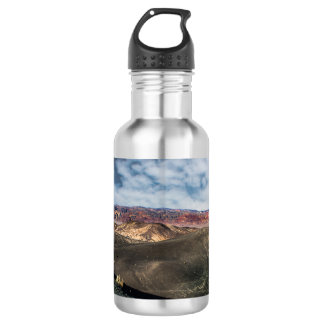 Ubehebe Crater Death Valley 532 Ml Water Bottle