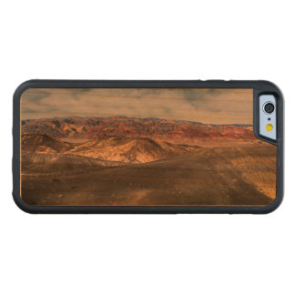 Ubehebe Crater Death Valley Carved Cherry iPhone 6 Bumper Case