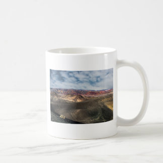 Ubehebe Crater Death Valley Coffee Mug