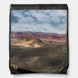 Ubehebe Crater Death Valley Drawstring Bag