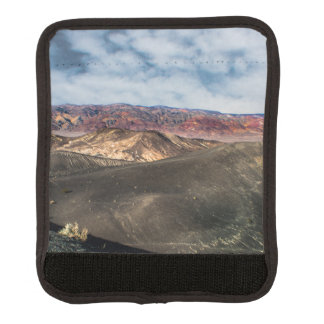 Ubehebe Crater Death Valley Luggage Handle Wrap