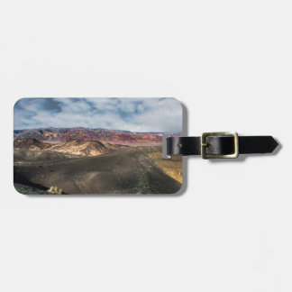 Ubehebe Crater Death Valley Luggage Tag