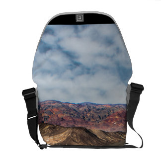 Ubehebe Crater Death Valley Messenger Bag