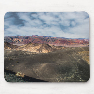Ubehebe Crater Death Valley Mouse Pad