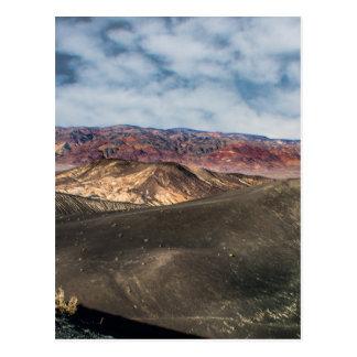 Ubehebe Crater Death Valley Postcard