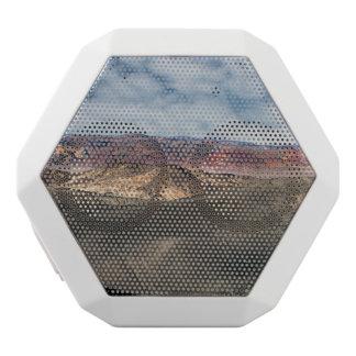 Ubehebe Crater Death Valley White Bluetooth Speaker