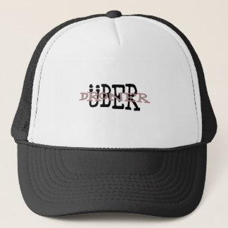 Uber Droner Trucker Hat