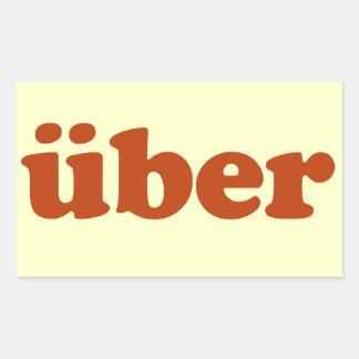 Uber Sticker