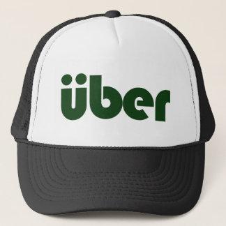 uber trucker hat