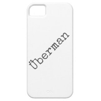 Überman Case For The iPhone 5