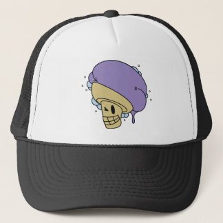 Ube's Icecream Shop Logo Hat