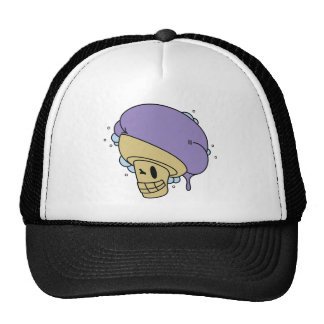 Ube's Icecream Shop Logo Hat