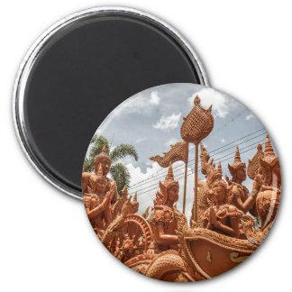 Ubon Ratchathani Candle Festival Travel Magnet