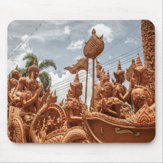 Ubon Ratchathani Candle Festival Travel Mousepad