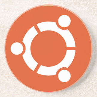 Ubuntu Drink Coaster