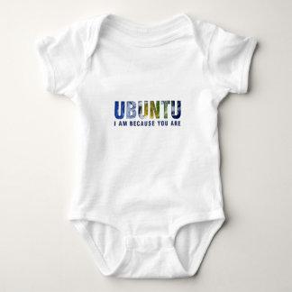 Ubuntu - I am because you are Baby Bodysuit