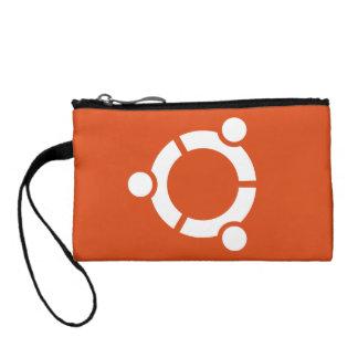 Ubuntu Key Coin Clutch Change Purses