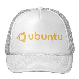 Ubuntu Linux Open Source Trucker Hat
