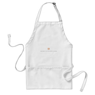 UC Press Logo Apron White