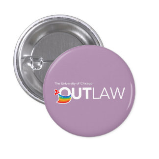 UChicago OutLaw - Button