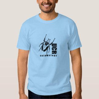 UCR Entomology Goliathus Logo T-shirts