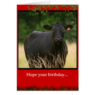 Udderly Fantastic Card